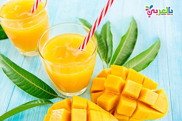 عصير المانجو