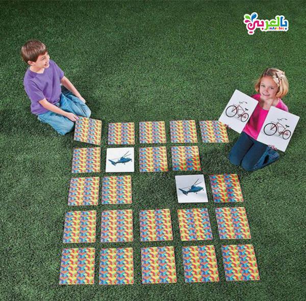 نماذج انشطة ترفيهية للاطفال