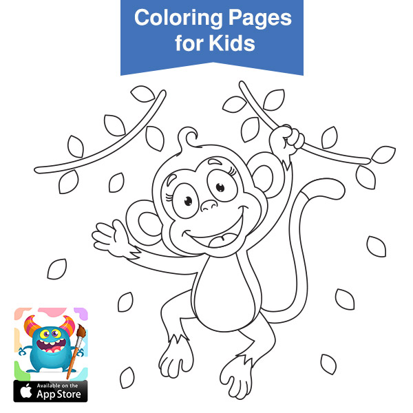 cute baby animals coloring pages printable