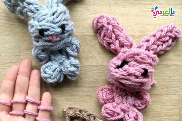 اشغال يدوية بالصوف - انشطة صيفية للبنات