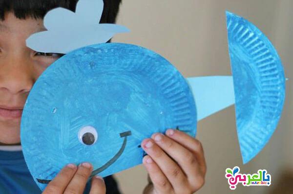 اعمال يدوية بالورق سهلة جدا افكار للاجازة الصيفية للاطفال