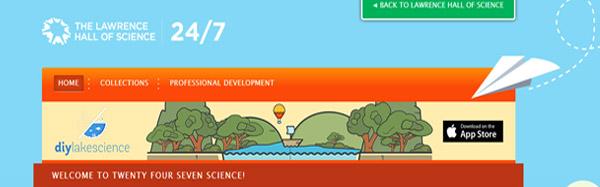 Lawrence Hall of Science - أفضل مواقع تعليمية للأطفال