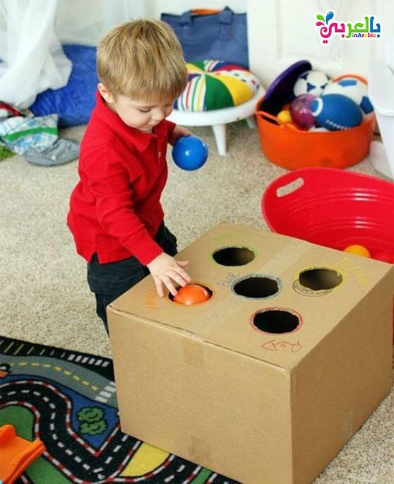 العاب للاطفال بالكرتون - لعبة التصويب
