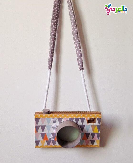 العاب من الورق المقوى للاطفال - cardboard easy paper crafts for kids