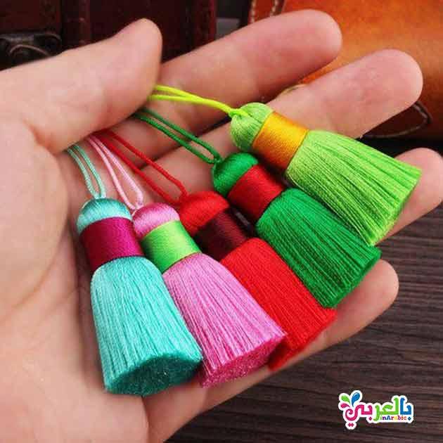 فكرة اعمال يديوية حلي للبنات DIY crafts for girls