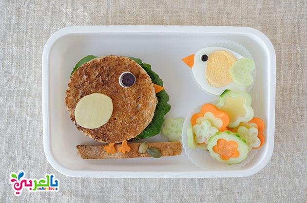 جبات غداء للاطفال