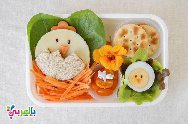وجبات صحية للاطفال بالصور