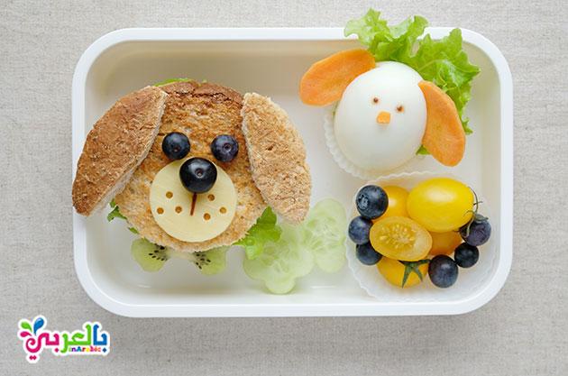 اقتراحات وجبات اطفال الروضة