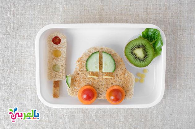 جبات غداء لانش بوكس للاطفال -kid friendly lunch ideas for school
