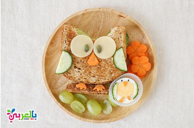 وجبات خفيفه للاطفال الروضه - افكار لوجبات الاطفال في الروضه