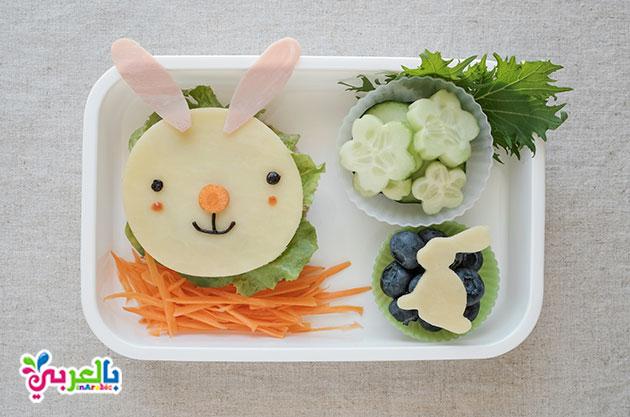 لانش بوكس وجبات اطفال الروضة - kid friendly lunch ideas for school