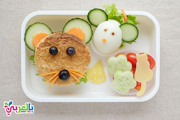 افكار بالتوست للفطور للاطفال الروضة - kid friendly lunch ideas for school