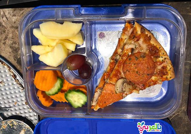 أفكار وجبات لانش بوكس للاطفال للمدارس - healthy lunch box ideas for kids