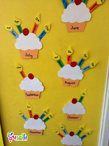 لوحة تعزيز للطلاب في الفصل