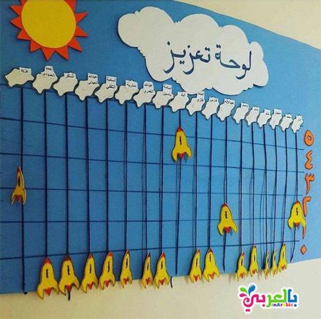 تزيين الفصول الدراسية لاطفال الروضة