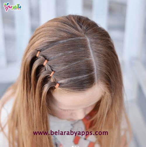 احدث تسريحات شعر للاطفال 2020 للمدرسة