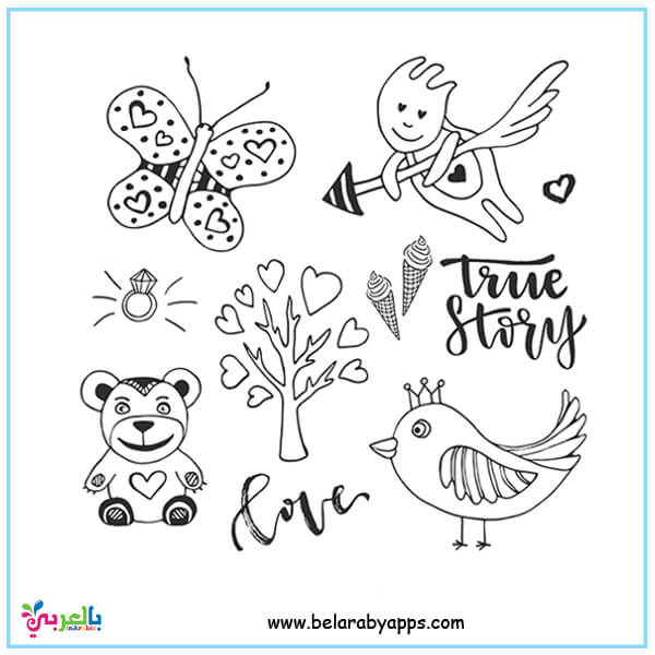 butterfly coloring pages for preschool