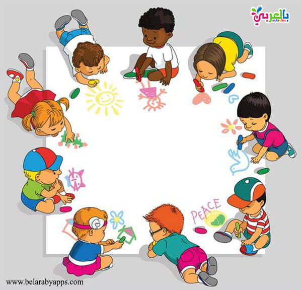 بطاقات يوم الطفل العالمي - Children's day card designs