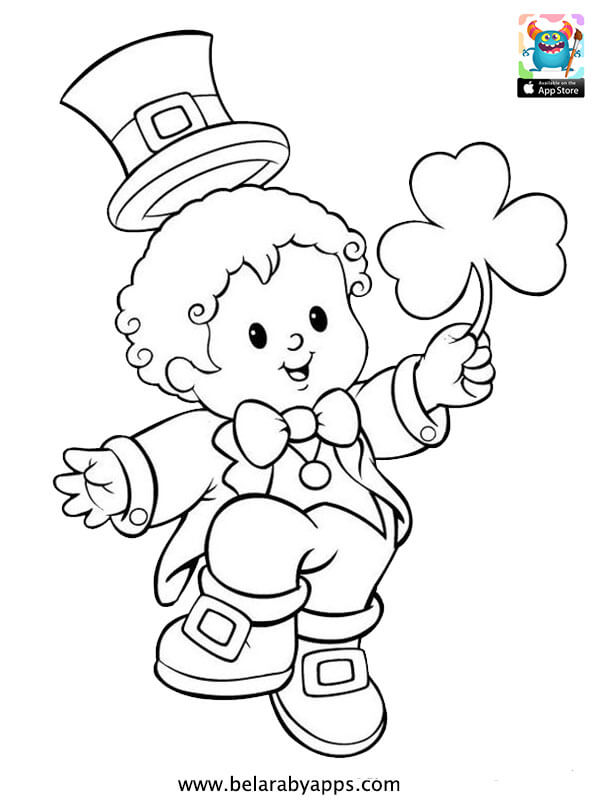 Coloring Book Pages – Every Child a Reader | 800x600
