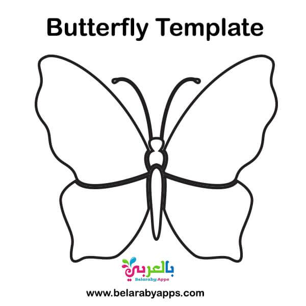 Simple Butterfly Template pattern