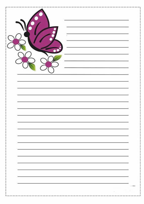 أفكار تزيين دفتر التحضير من الداخل