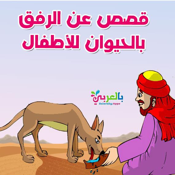 قصص عن الرفق بالحيوان للأطفال