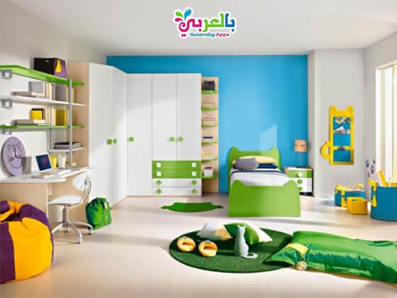 اجمل غرف نوم اطفال اولاد بسيطة