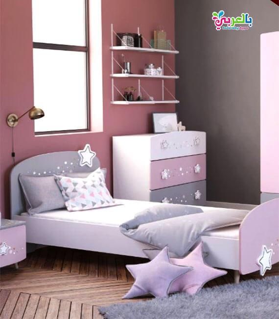 الوان حوائط اطفال from www.belarabyapps.com