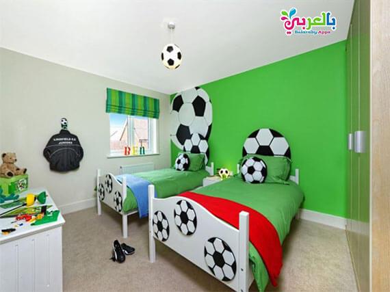 دهانات غرف اطفال اولاد