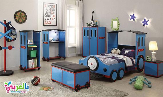 غرف نوم اطفال مودرن 2020