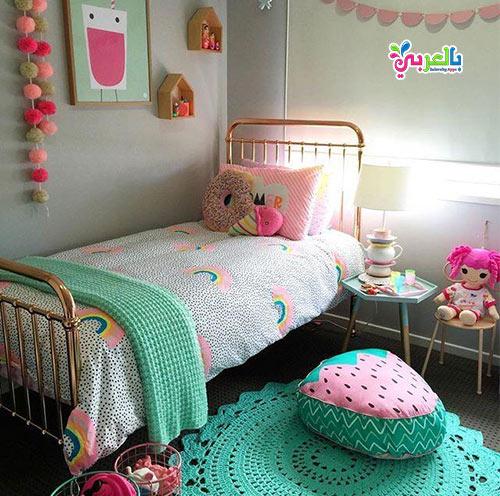 ترتيب غرف نوم بنات صغيرة
