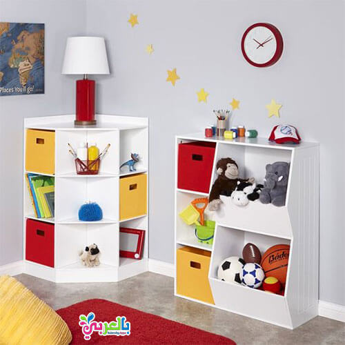 10 افكار جديدة ترتيب غرف النوم الاطفال بالصور