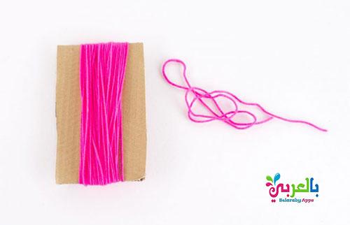 صنع دمية متحركة باليد من الجوارب للاطفال