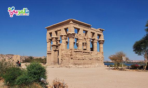معبد فيلة بأسوان