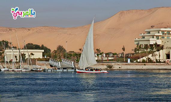 أفضل 10 أماكن سياحية في الاقصر واسوان