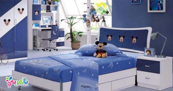 غرفة اطفال ميكي ماوس