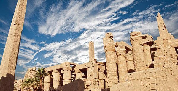 المعالم السياحية لمدينة الاقصر
