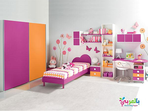 غرف نوم اطفال 2019