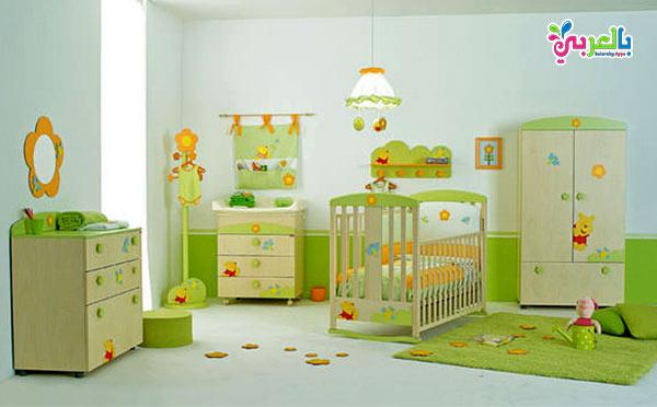 غرف نوم اطفال غرف نوم بيبى 2020