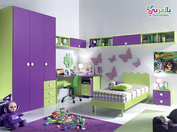 صور غرف نوم اطفال مودرن 2020