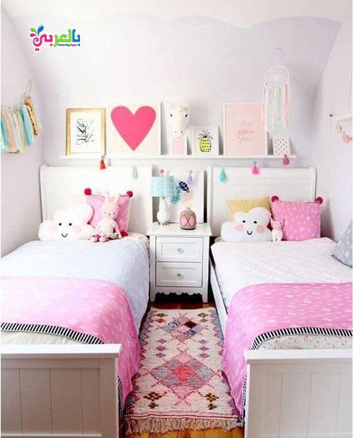 ترتيب غرف نوم بنات