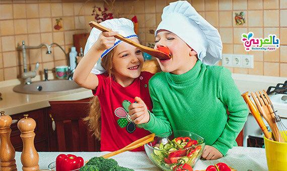 ما هو الاكل الصحي للاطفال .. نصائح لنظام غذائي صحي في مواجهة كورونا