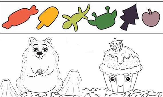 تمارين قوة الملاحظة بالصور .. مطبوعات تنمية قوة الملاحظة للأطفال