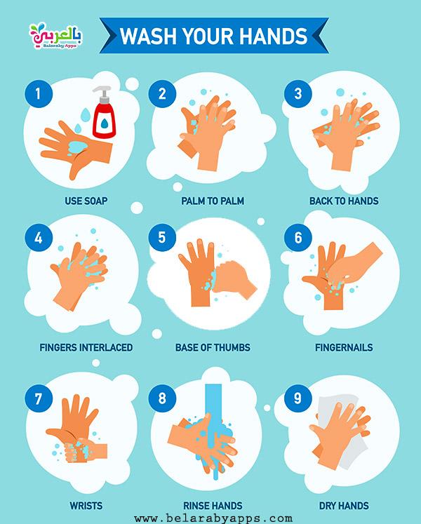 Hand washing For Kids - hand washing activities for preschoolers
