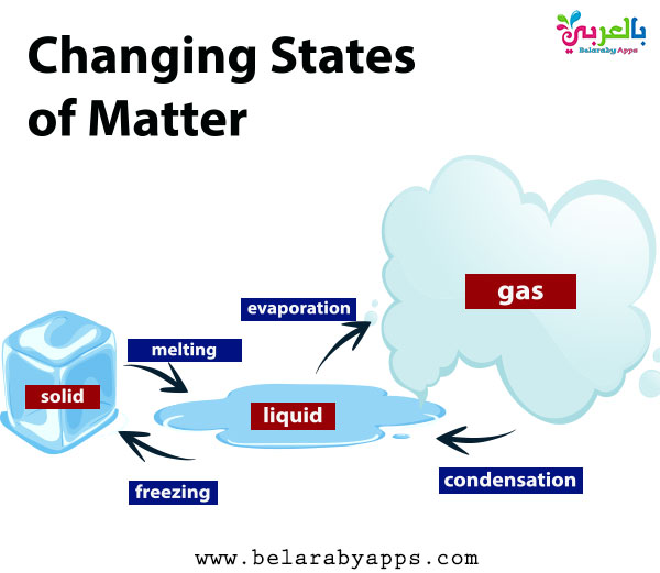 States of matter definition