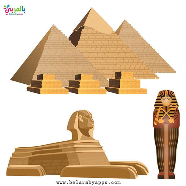 رسم عن السياحة فى مصر