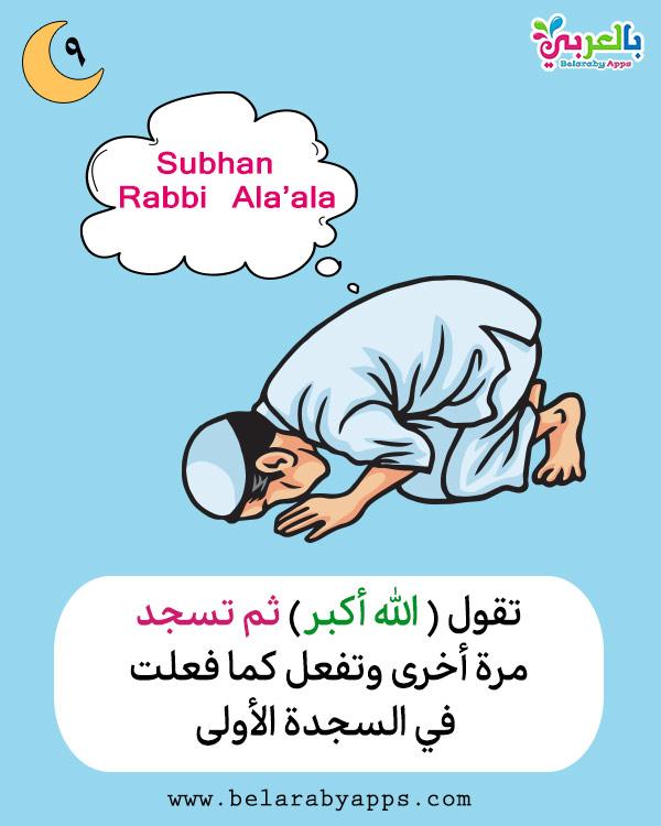 Learn salah kids - Prayers for children