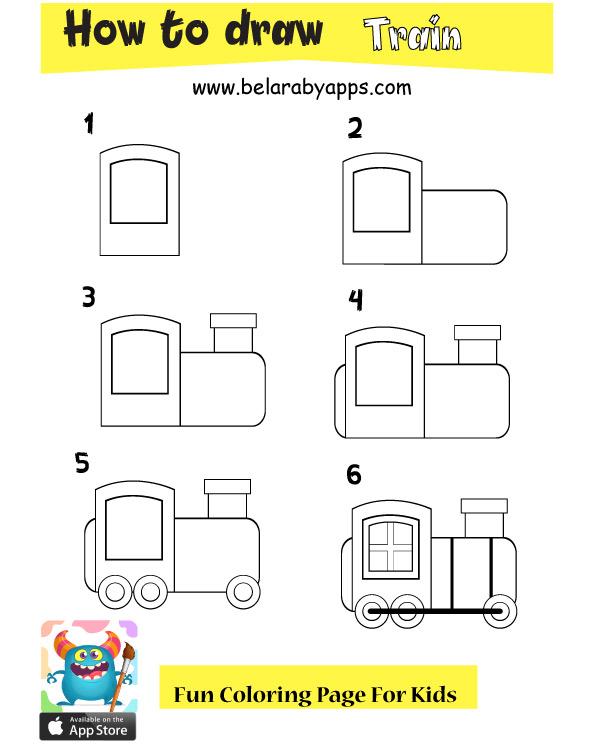 تعليم الرسم للاطفال بطريقة سهلة