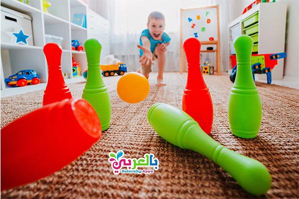 لعبة البولينج المنزلية