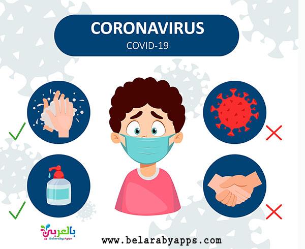 طرق الوقاية من فيروس كورونا